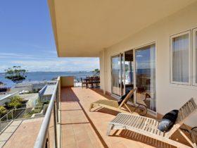 Breakwater Balcony View