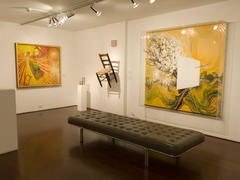 Brett Whiteley Studio, The third dimension 2008