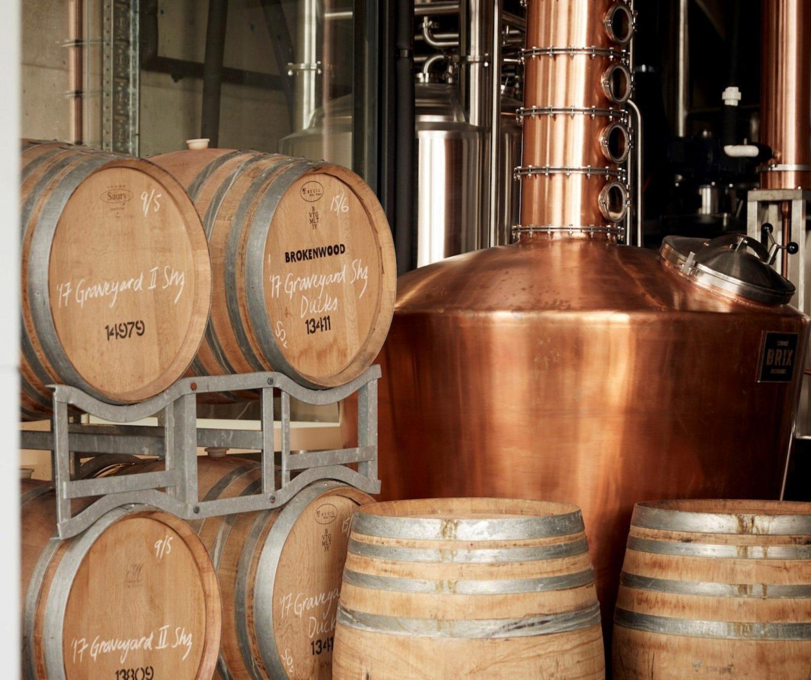 Brix Distillery