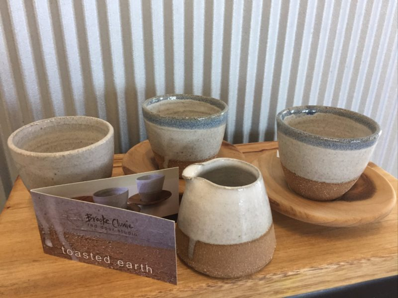 Brooke Clunie Pottery