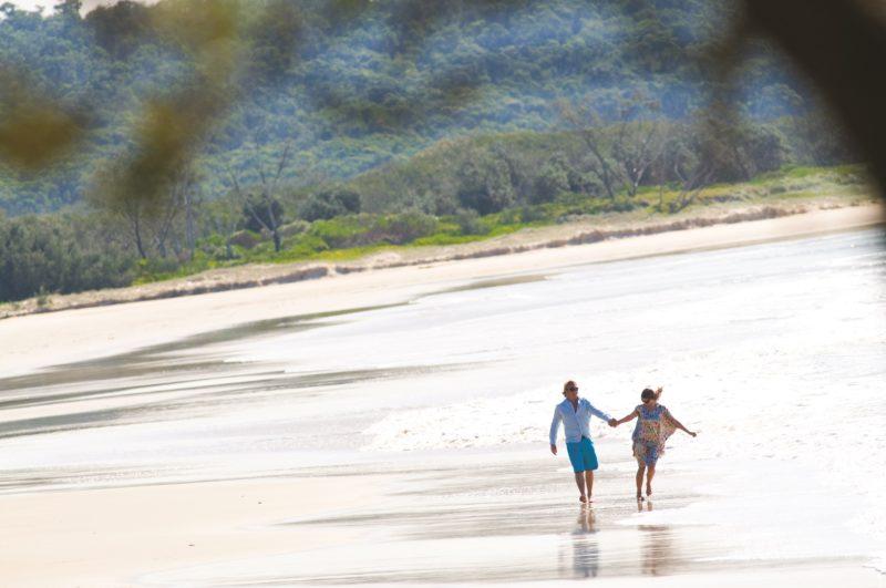 Brooms Head Beach