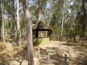 Budds Mare Campground, Oxley Wild Rivers National Park. Photo: Piers Thomas/NSW Government