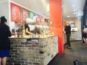 Bull Pen Café