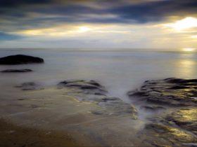Black Rocks Beach, Bundjalung National Park. Photo: Rob Cleary