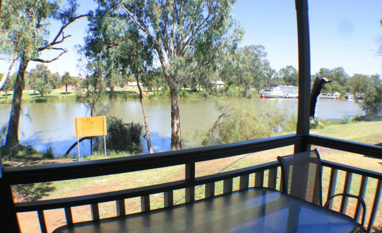 Buronga Riverside Tourist Park