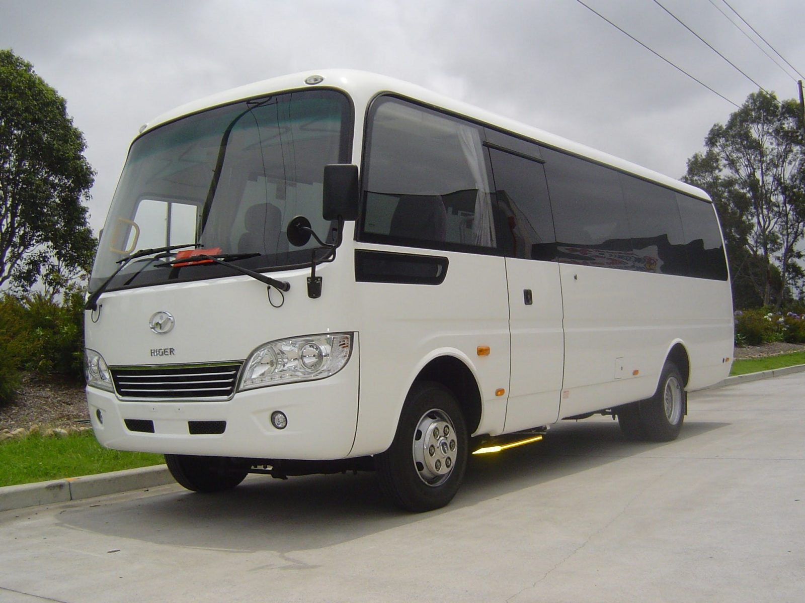 29 Seat Mini Bus deluxe with DVD
