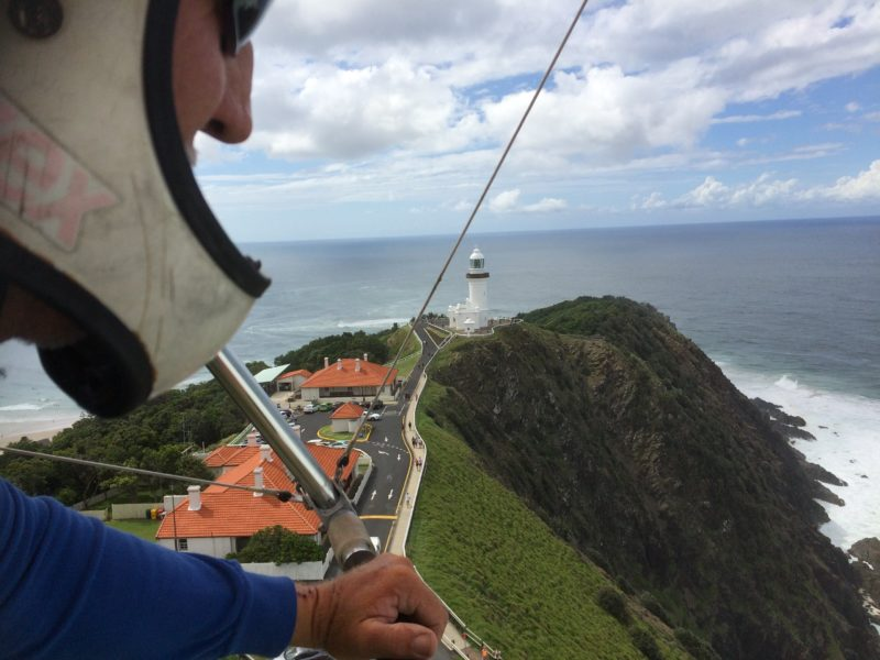 Byron Airwaves Hang Gliding School