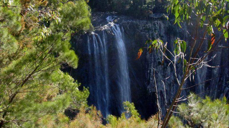 Minyon Falls - Byron Bay Adventure Tours