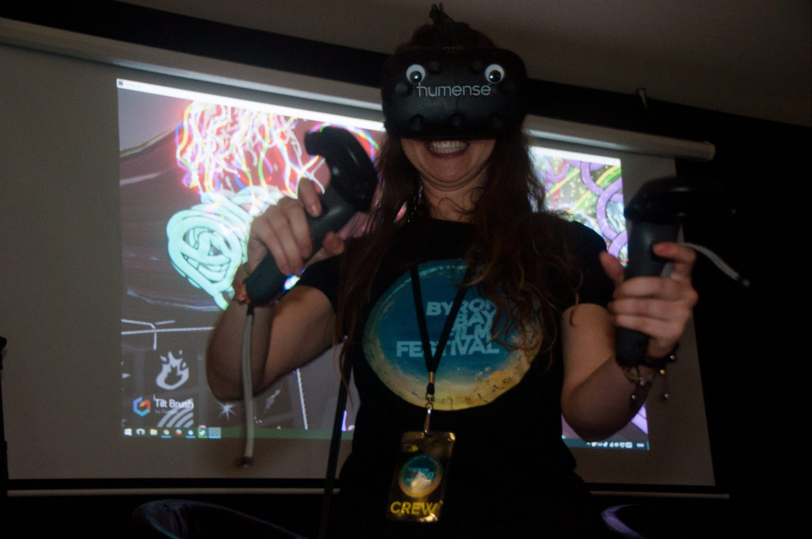 Virtual Reality is a focus at BBFF