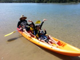Kayak Hire with C-Change Adventures