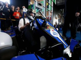 C1 Speed Electric Indoor Karting