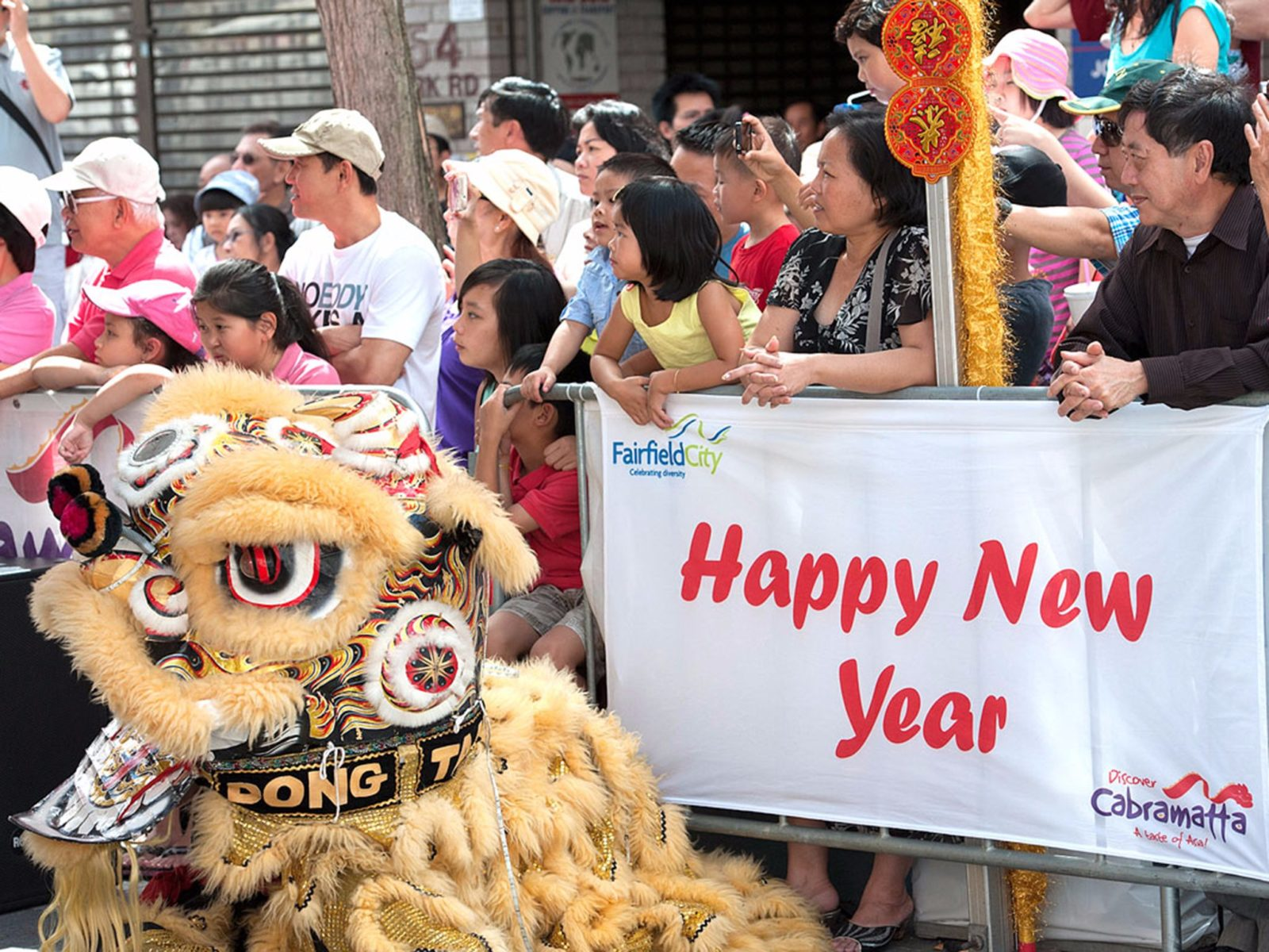 Lunar New Year in Cabramatta