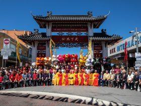 Cabramatta Lunar New Year