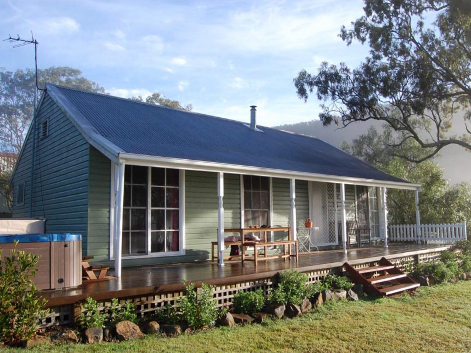 Cadair Cottage