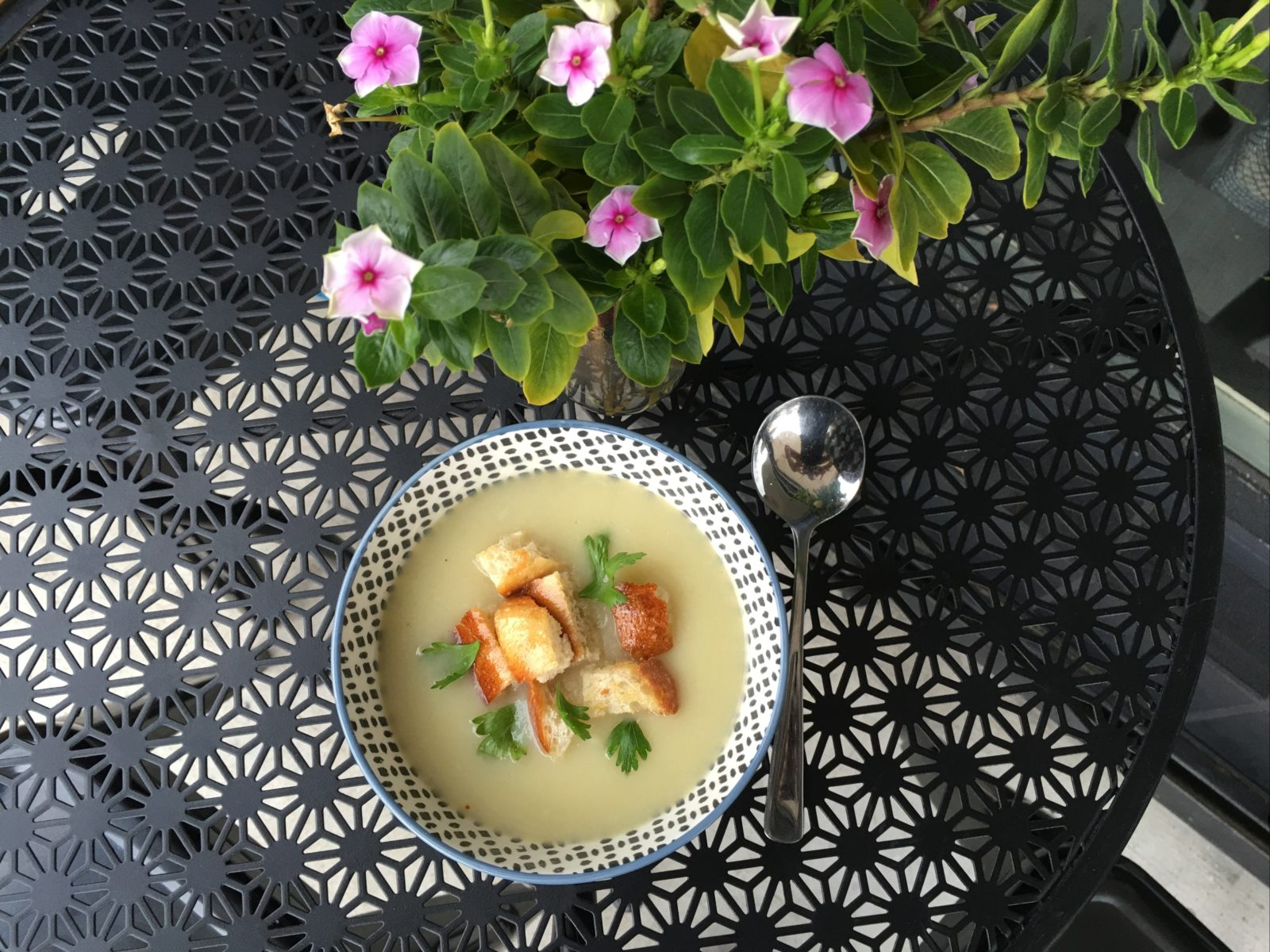 Image of a bowl of soup