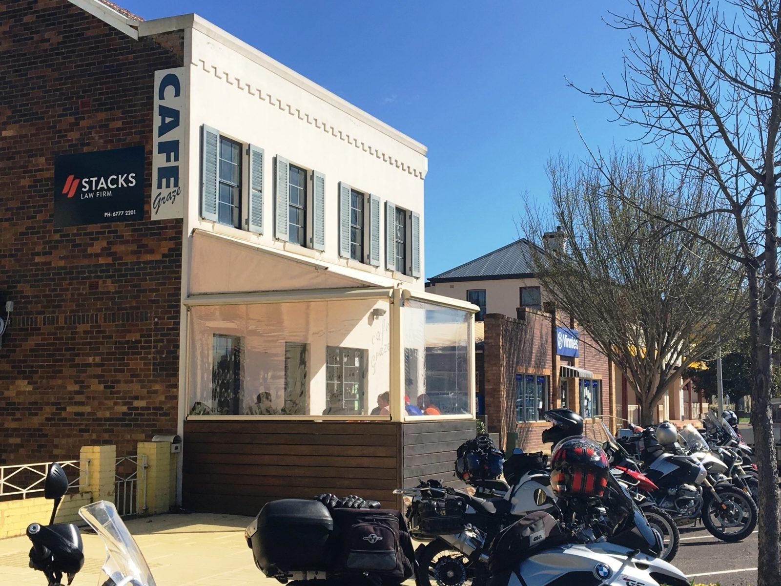 Cafe Graze, Walcha