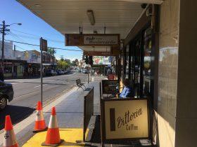 Cafe On The Boulevard
