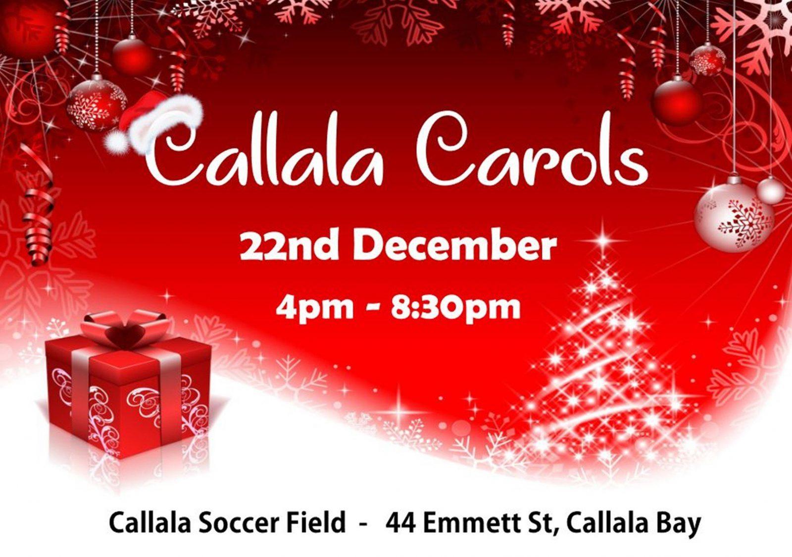 Callala Carols