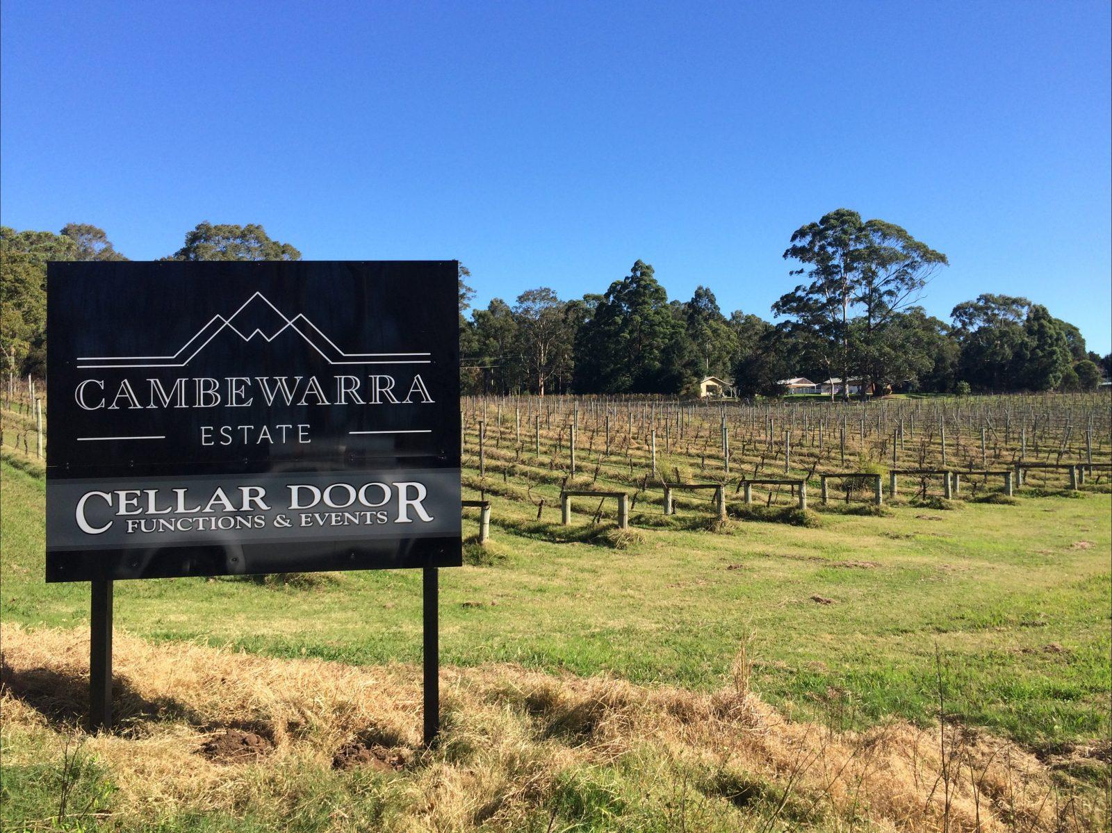 Cambewarra Estate Winery