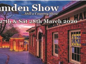 Camden Show Dates 2020