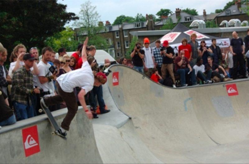 Camden Skate Facility