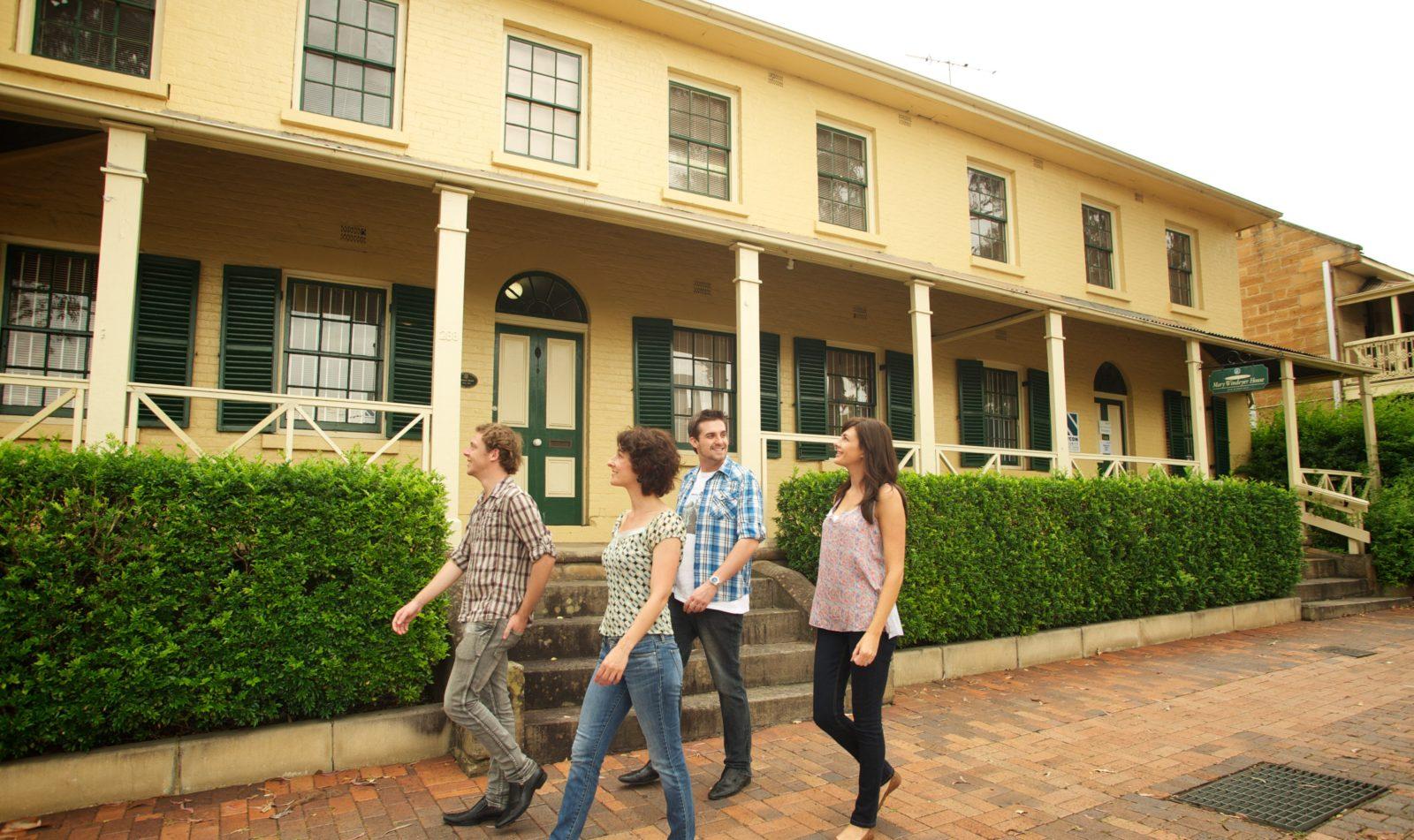 Campbelltown Heritage Precinct