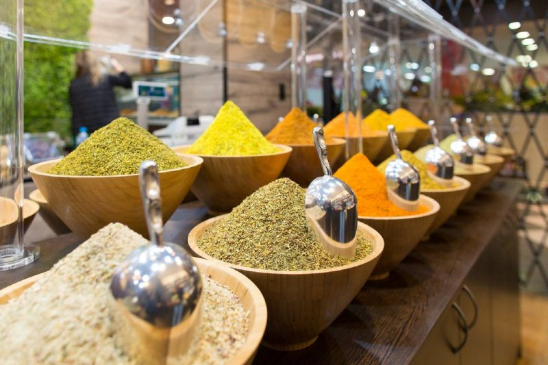 Spices at Campbelltown Mall