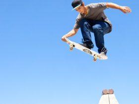 Skateboarding workshop
