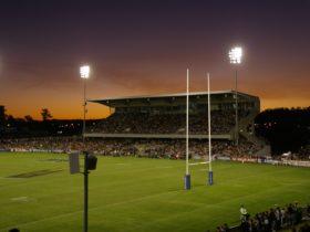 Campbelltown Sports Stadium Night Game