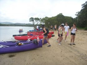 Canoe and Kayak Adventures