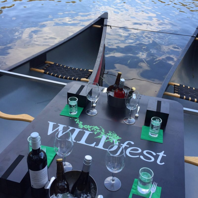 Wildfest Boats