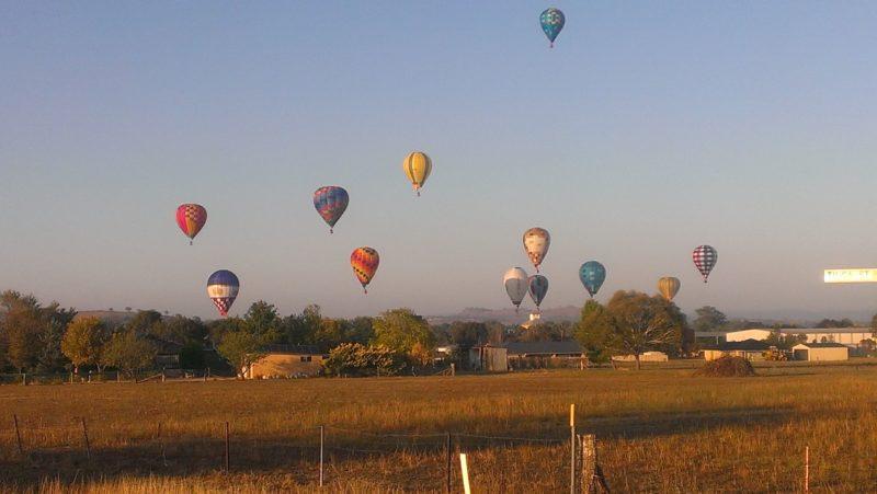 Canowindra Balloon Challenge