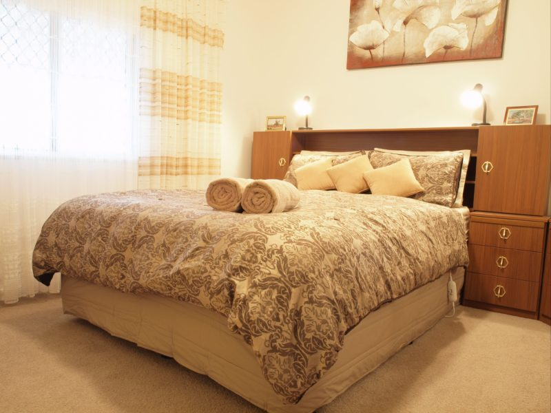 Capon Cottage bedroom one