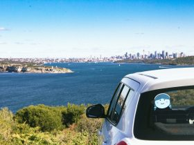 Car Next Door car rental manly view