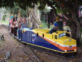Casino Miniature Railway