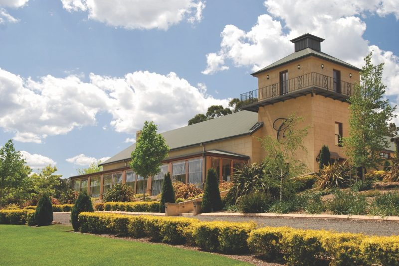Centennial Vineyards Bowral Sth Highlands
