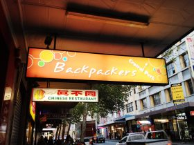 Central Perk Backpackers