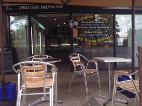 Centre Court Takeaway Cafe