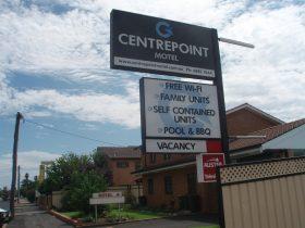 Dubbo Centrepoint Motel