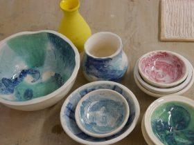 Ceramics Workshops at C-A-C