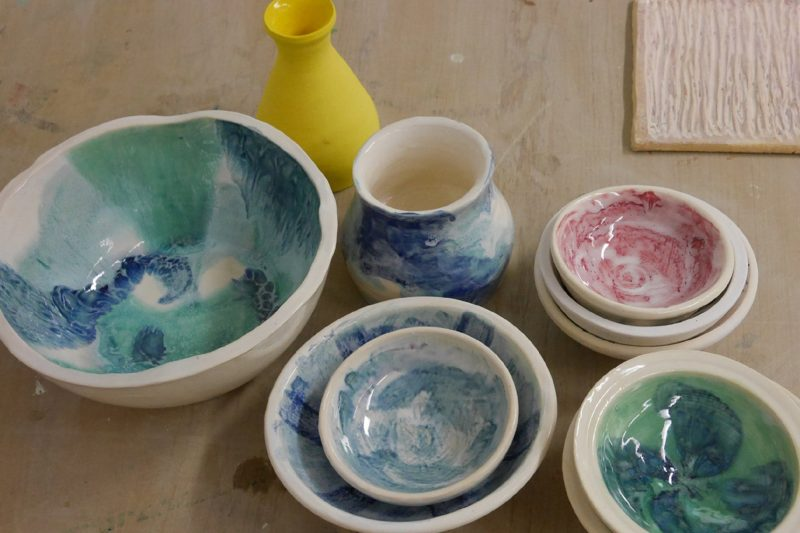 Ceramics Workshops at C-A-C