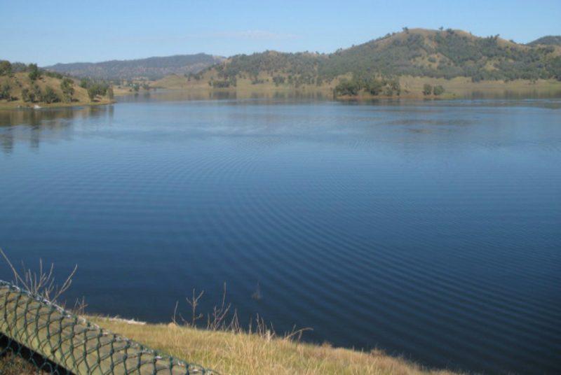 Chaffey Dam, Image: Courtesy WaterNSW
