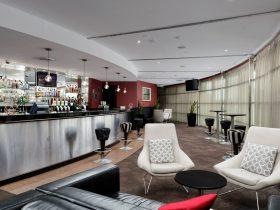 Champs Bar Area