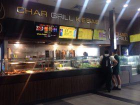 Char Grilled Kebab