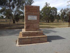 Charles Sturt Memorial