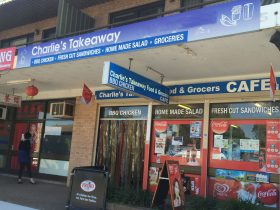 Charlie's Takeaway Food & Grocers