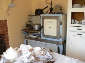 Kitchen at Chifley Home