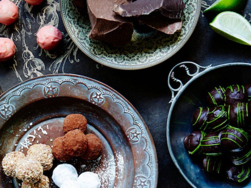 Hand made Belgian Chocolates by Luka Chocolate