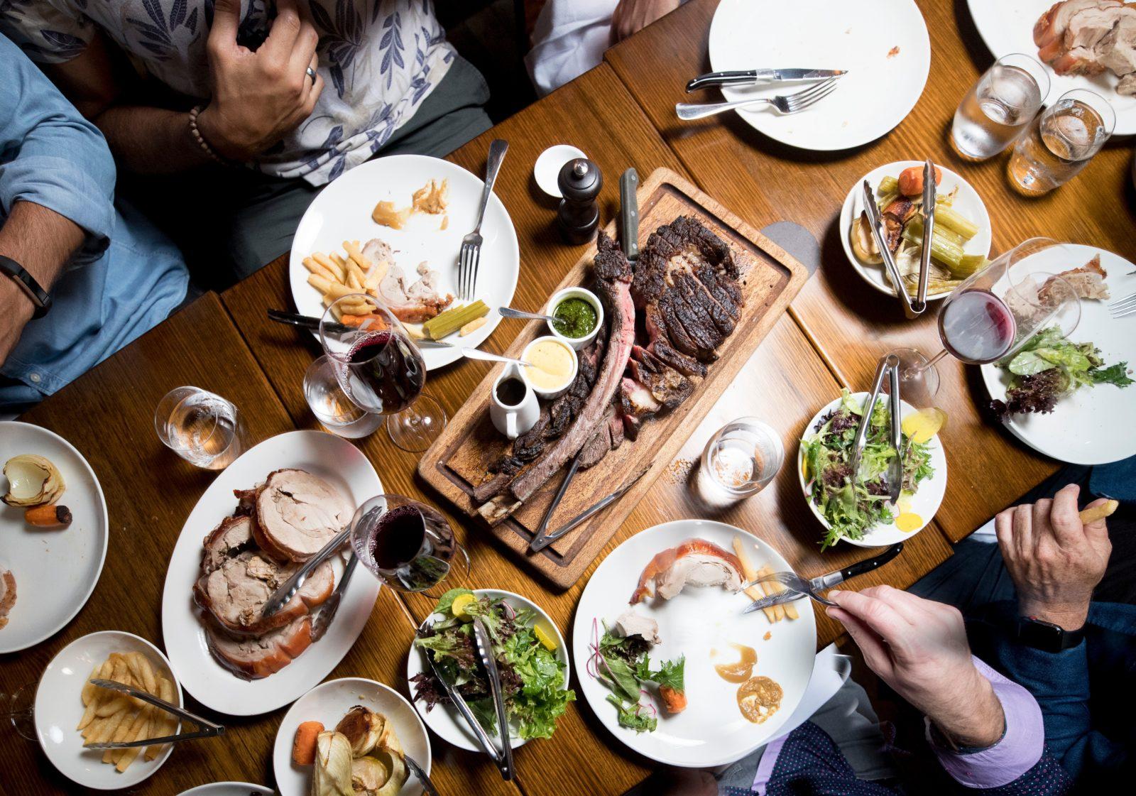 A Chophouse Feast