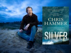 Chris Hammer, author of Silver